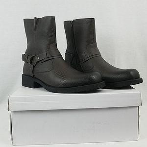 Robert Wayne Men's Connor Harness Boots